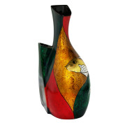 Fusion Vase – Abstract Fish
