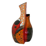 Fusion Vase – Abstract Bird