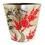 Flat Vase – Cherry Blossom
