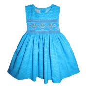 Smocked Dress 01