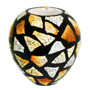 Lacquer Eggshell Candle Holder Medium – Eggshell Circle