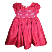 Smocked Dress 11