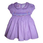 Smocked Dress 12