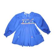 Smocked Dress 02