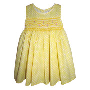 Smocked Dress 28