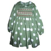 Smocked Dress 05