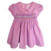 Smocked Dress 07