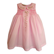 Smocked Dress 09